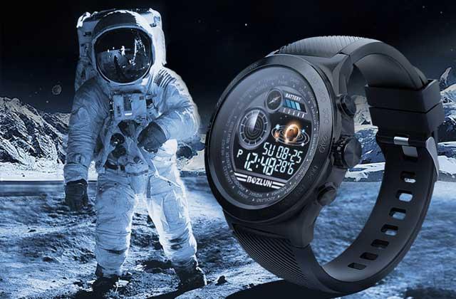 上山下海,这才是智能手表该有的样子