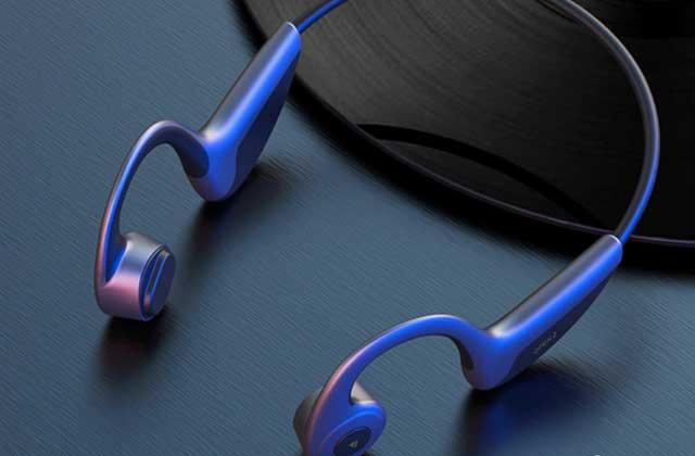 黑科技骨传导耳机,久戴不痛,解放你的双耳